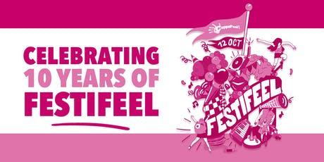 FESTIFEEL 10 tickets