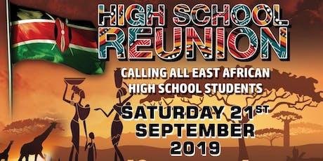 High School Reunion UK tickets