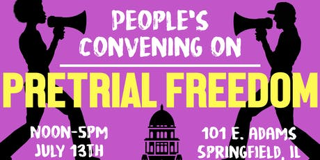 People's Convening for Pretrial Freedom tickets