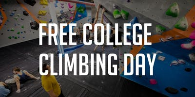 Free College Climbing Day