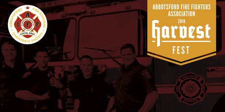 Abbotsford Fire Fighters Association Harvest Festival tickets