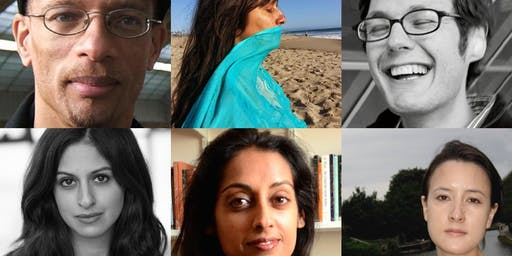 Race and Poetry Reviewing: Fred D'Aguiar, Bhanu Kapil, Ilya Kaminsky and Parul Sehgal, with Sandeep Parmar and Sarah Howe