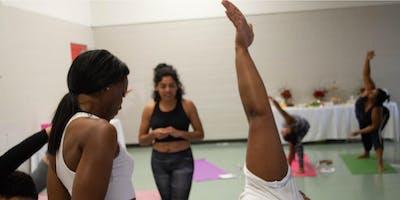 Donation Based Yoga