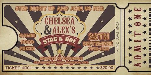 Chelsea & Alex's Stag & Doe