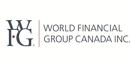 WFG  Conférence billets