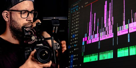 LEARN HOW TO SHOOT VIDEO AND EDIT LIKE A PRO [1 TO 1] tickets