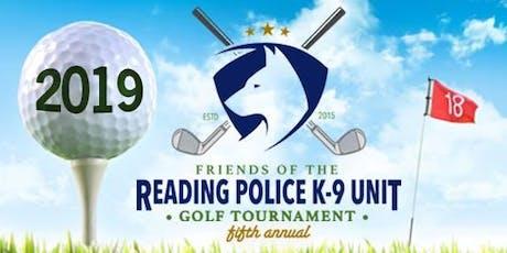 5th Annual RPD K-9 Golf Tournament tickets