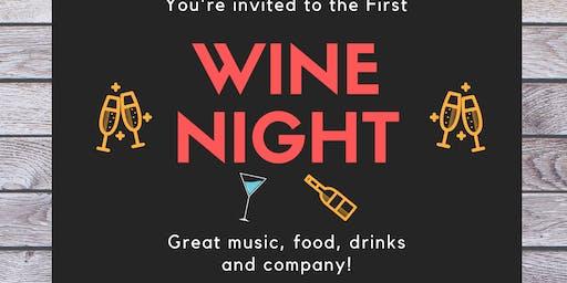 First Dolce Sicilia Wine Night
