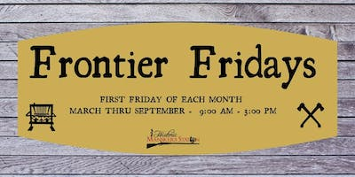 Frontier Friday:  Weaving