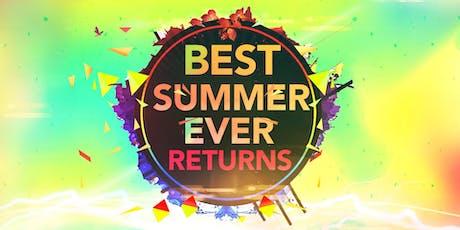 Best Summer Ever Returns tickets