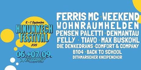 Hinunwech Festival 2019 Tickets