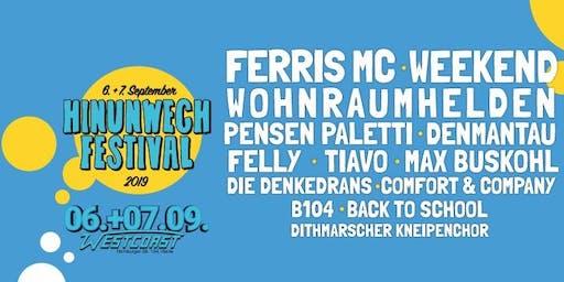 Hinunwech Festival 2019