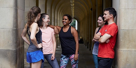 Outdoor Group Exercise with TRIBE.MCR (City Centre) tickets