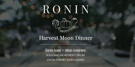Harvest Moon Dinner tickets
