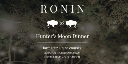 Hunter's Moon Dinner