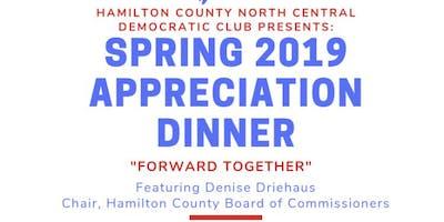 North Central Democratic Club Recognition Reception