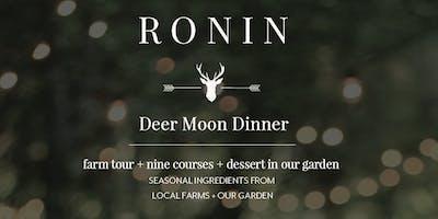 Deer Moon Dinner
