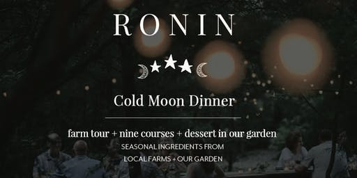 Cold Moon Dinner