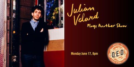Julian Velard: Plays Another Show tickets