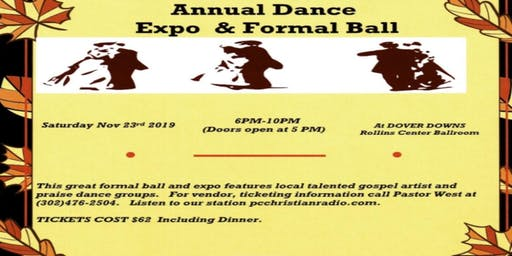 Annual Formal Ball & Dance Expo