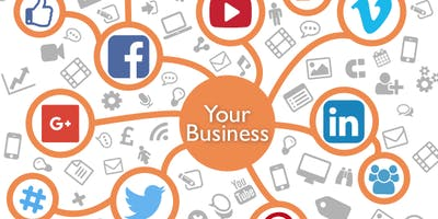 Social media for business-Presented by Walter Santiago (CSO/Founder) GenNEXT Funding