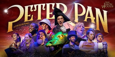 Encore! Peter Pan: A Staged Reading by Jason Woods