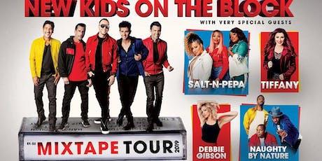 NKOTB Mixtape Concert Tour - Benefitting Sofia Sees Hope tickets