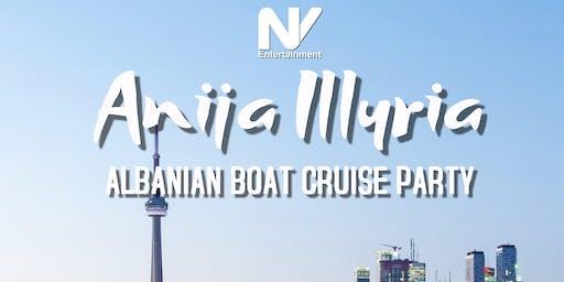 Anija Illyria - The Albanian Boat Cruise Party