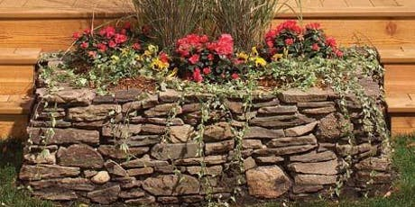 DIY Stone Garden Beds tickets