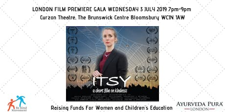 ITSY London Film Premiere  tickets
