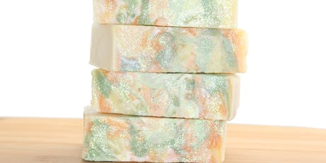 Learn & Lather: Soap Making Class tickets