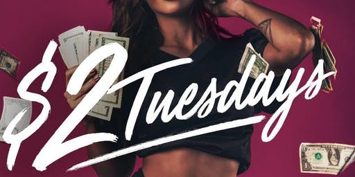 $2 TUESDAYS at Stadium Club!! $2 Drinks ALL NIGHT!