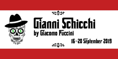 Lunchbreak Opera presents Gianni Schicchi (Rush Hour Performance) tickets