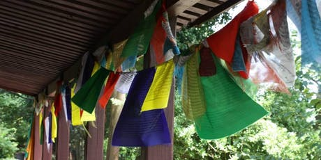 Special Yoga Class at the Tibetan Museum with Melissa Ruiz tickets