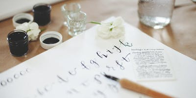 Modern Calligraphy for Beginners with Honey Honey Calligraphy