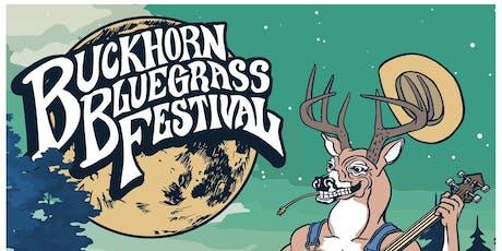 Buckhorn Bluegrass Festival  tickets