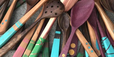 Beginning Spoon Carving with Natalie Brejcha of Arroyo Seco Woodcraft