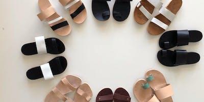 Sandal Making Workshop with Stace Fulwiler