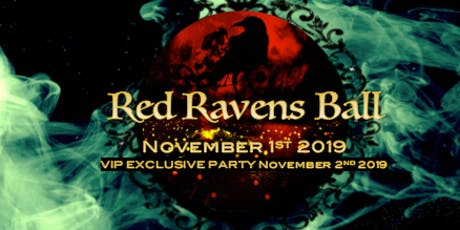 Red Raven's Ball tickets