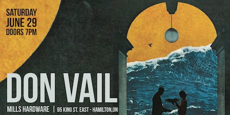 Don Vail tickets