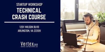 Startup Workshop - Technical Crash Course