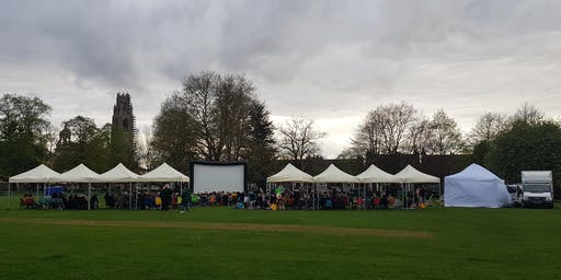 Mary Poppins Returns - Boston's Outdoor Cinema