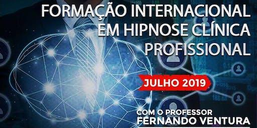 Formação Internacional em Hipnose Clínica Profissional