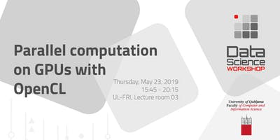 Parallel computation on GPUs with OpenCL
