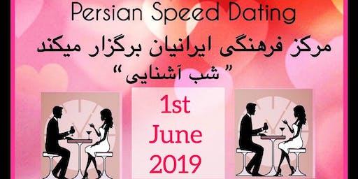 Persian nopeus dating