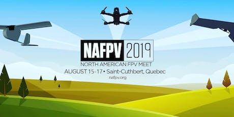 NAFPV 2019 billets