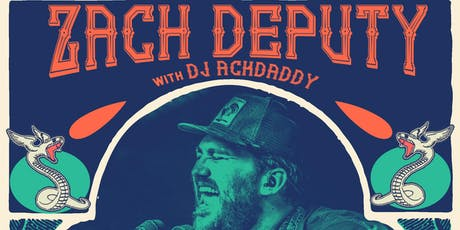 Zach Deputy live at 1306 tickets
