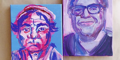 Makers Workshop: Abstract Portraits