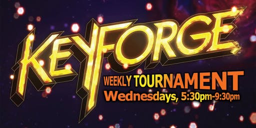 Keyforge Weekly ChainBound Tournament