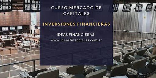 Curso Integral Mercado de Capitales. Primeros pasos en la Bolsa Argentina.